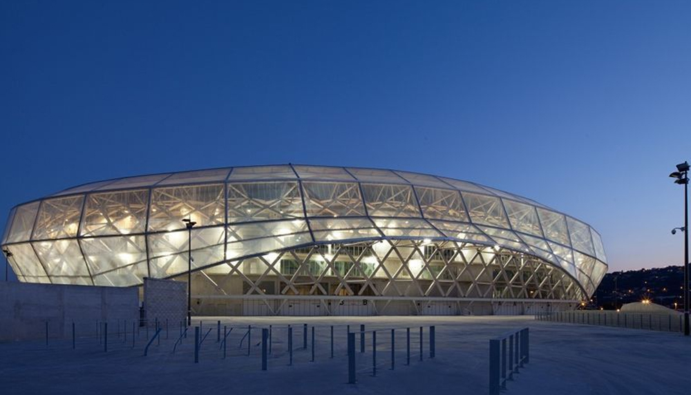 ETFE architectural system