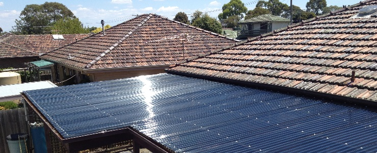 Why Choose Polycarbonate For Your Roof