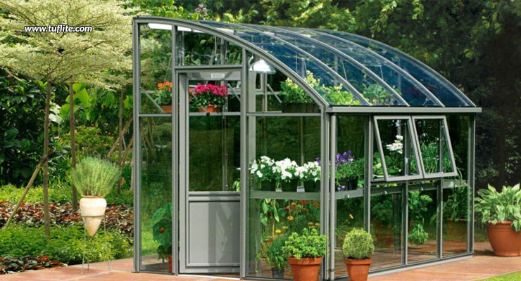Why Use Polycarbonate For Your Greenhouse? - Tuflite