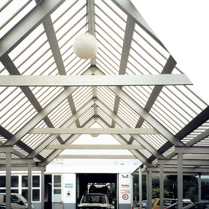 Polycarbonate Sheets Multiwall Roofing Materials Tuflite