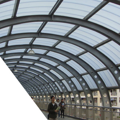 Polycarbonate Sheets, Multiwall & Roofing Materials - Tuflite