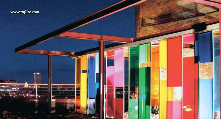 Why Are Coloured Polycarbonate Roofs Becoming Popular Tuflite